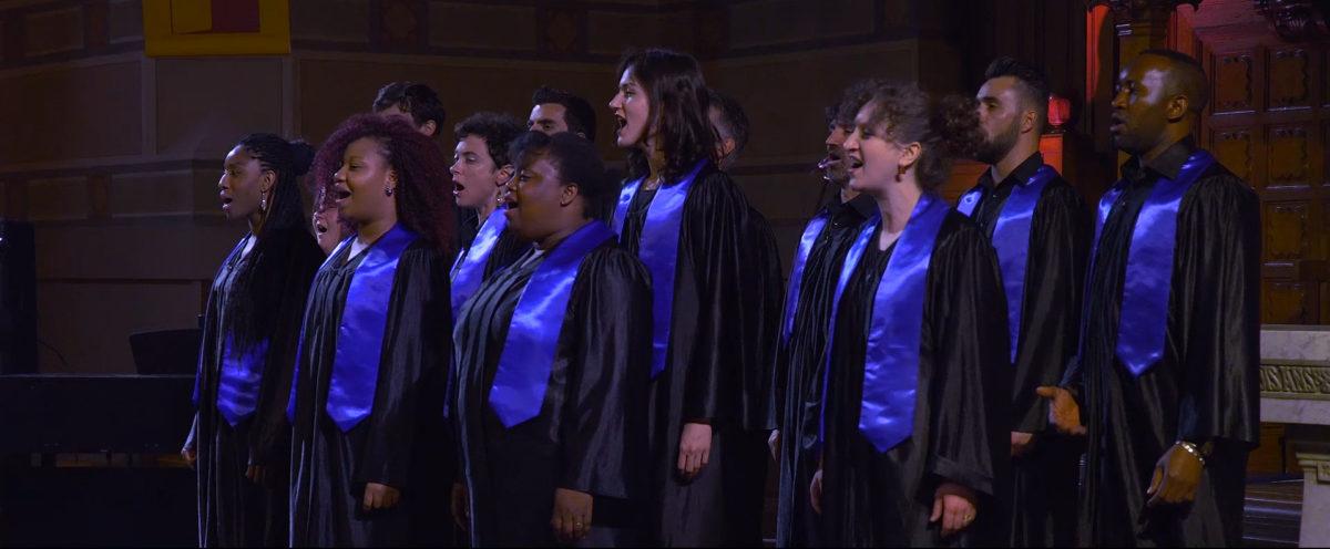 Présentation de la chorale Gospel Soul